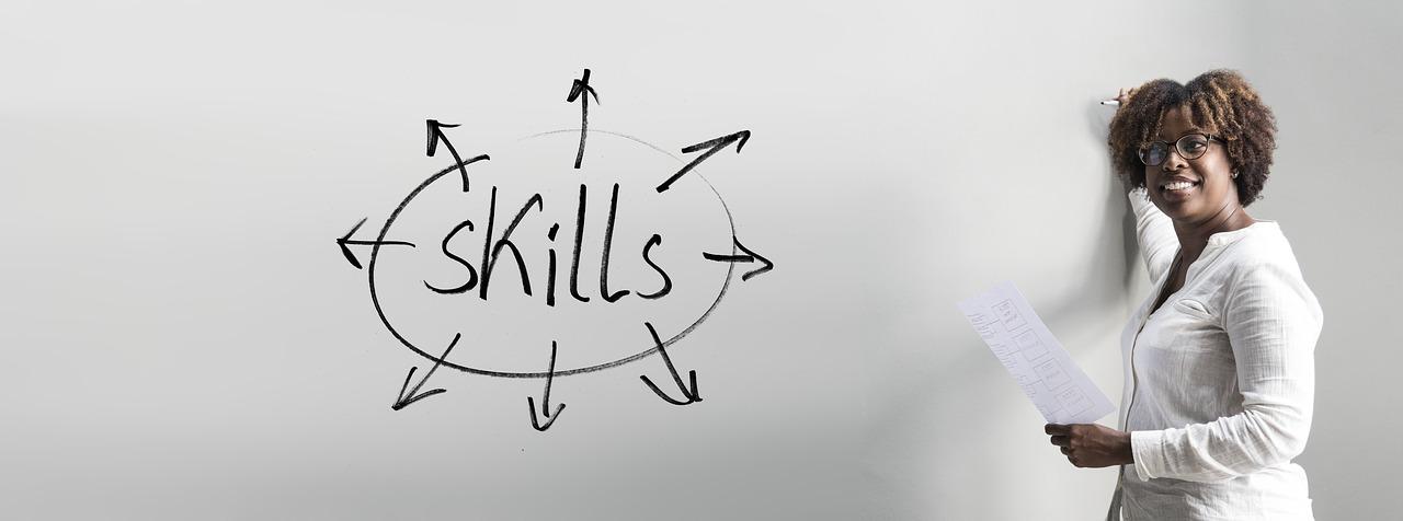 businesswoman, skills, ability