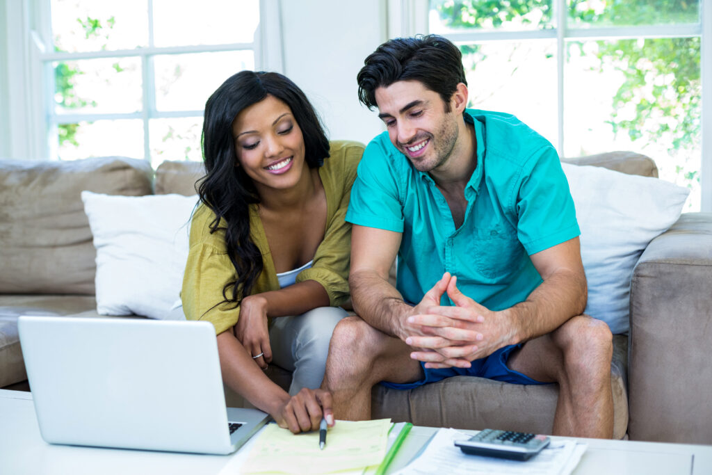 Married couple overcomes shame from money and learns financial peace by dreaming, budgeting, and working together