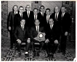Plumbers Association Photo 1964