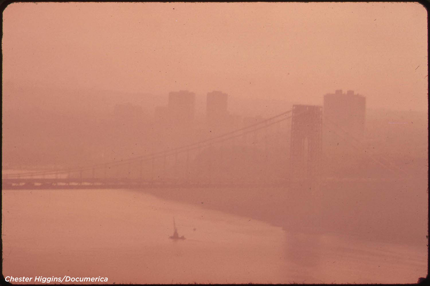 NYC 1970s pollution