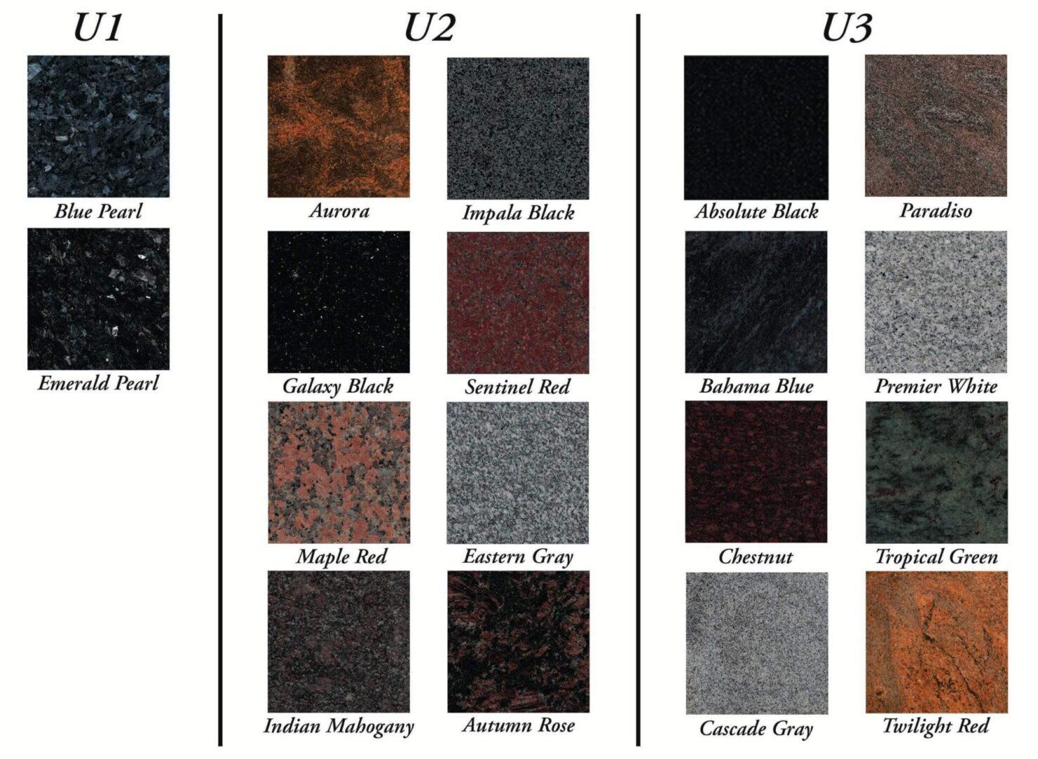 Granite Colors Upright 2020 (1)