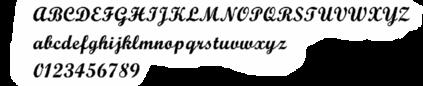 cursive-script - 2