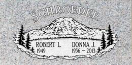 A companion marker for the Schroeders