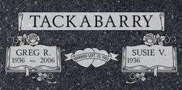 A companion marker for the Tackabarry couple