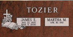 A companion marker for the Toziers