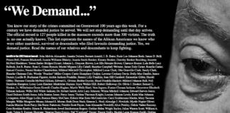 Black Wall Street, 1921 Tulsa Race Massacre, Race Massacre, Jim Goodwin, James Goodwin, The Oklahoma Eagle,