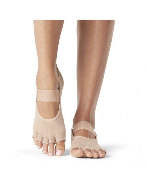 Half Toe Mia Grip Socks | The Pilates Solution