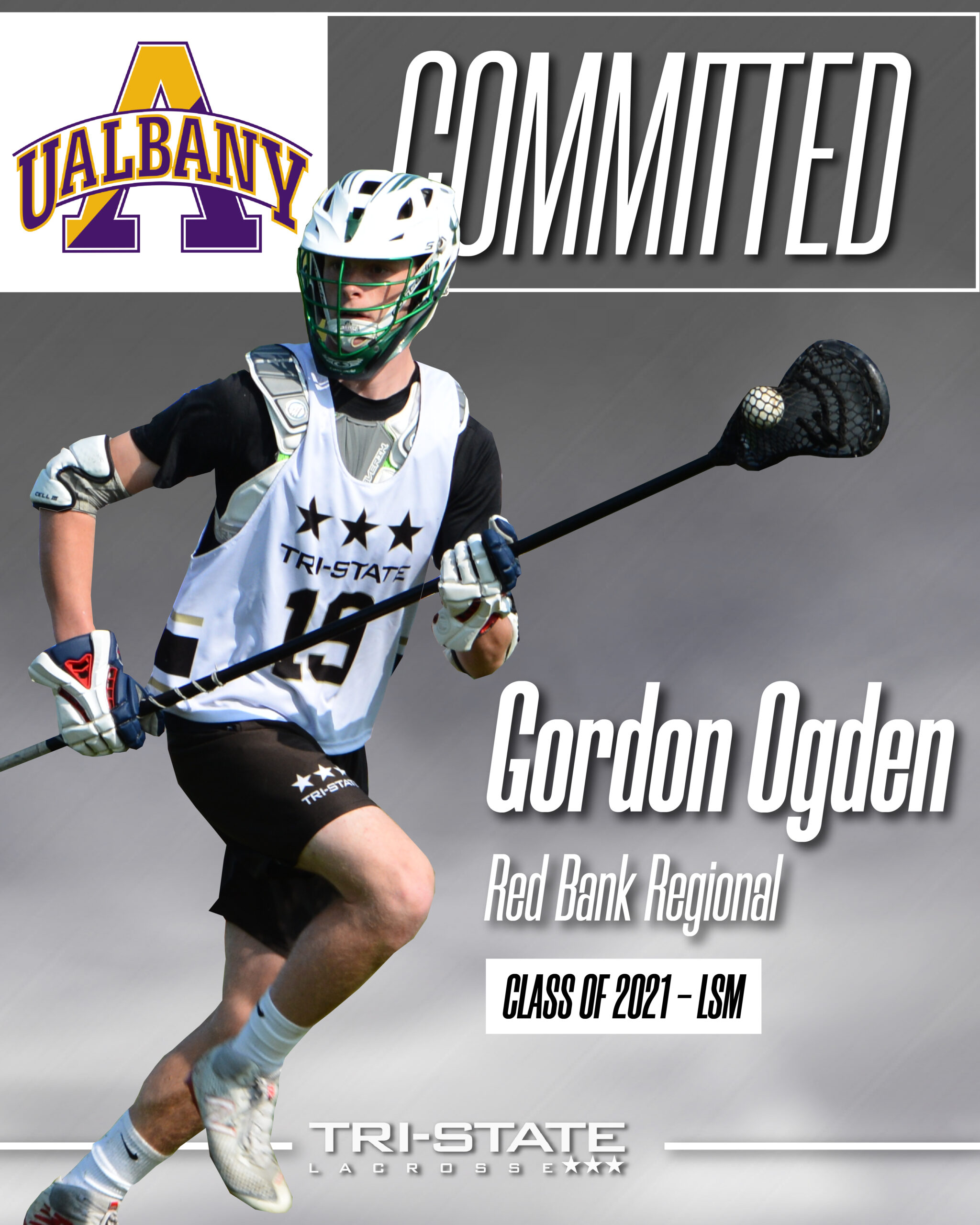 Gordon Ogden - Red Bank Regional, Albany