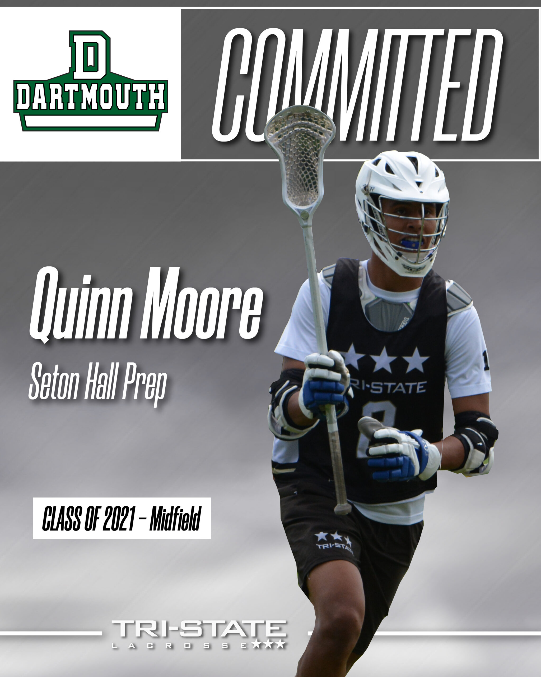 Quinn Moore, Seton Hall Prep - Dartmouth