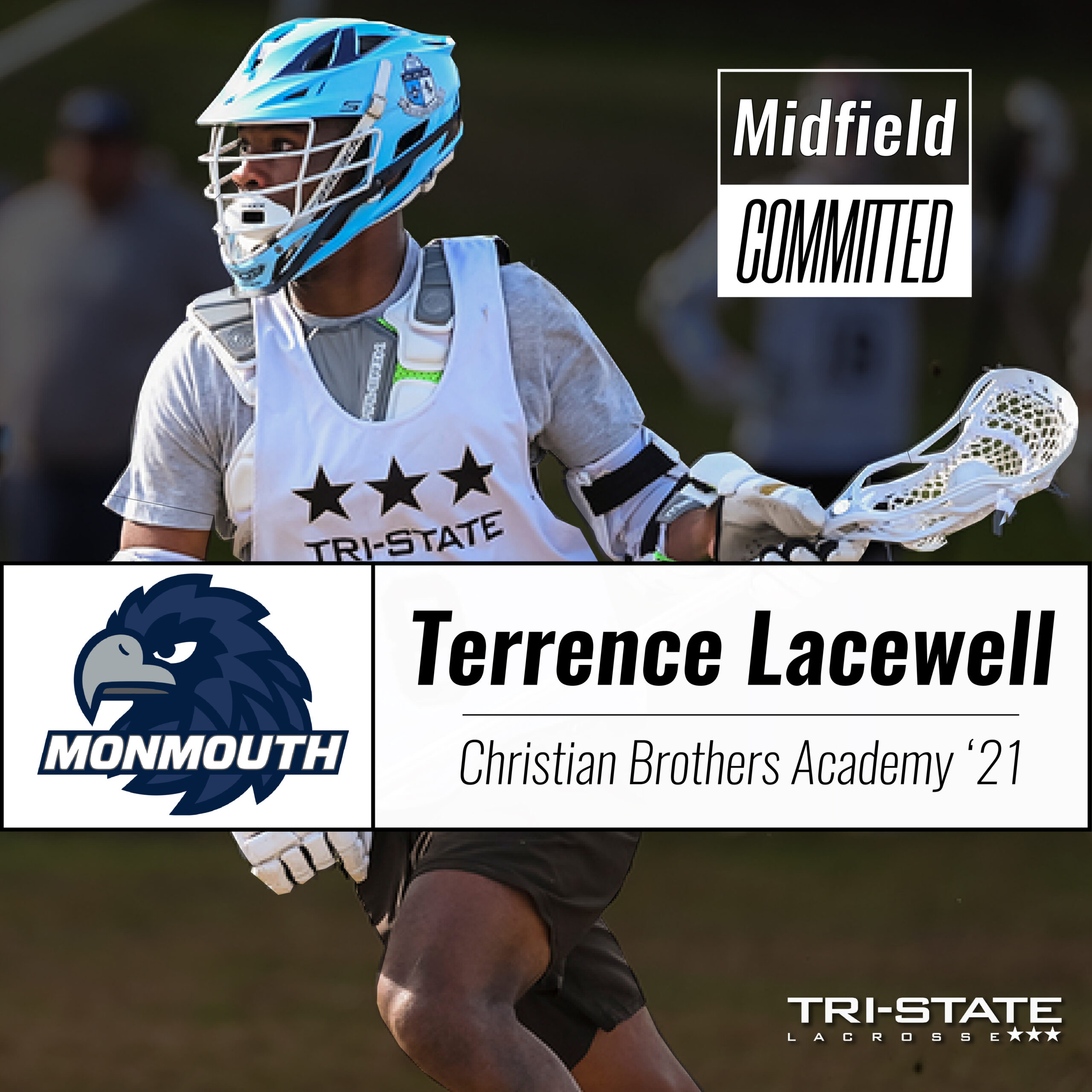 Terrence Lacewell, CBA - Monmouth