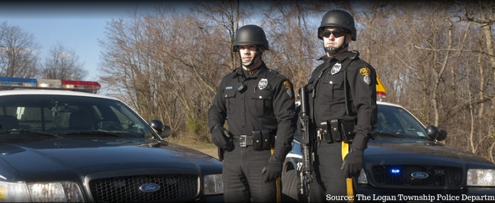 The Logan Township Police Department