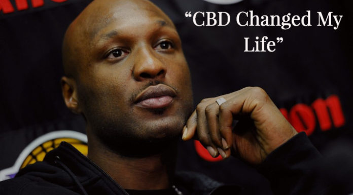 Lamar Odom Says CBD Saved His Life, Starts His Own Vape Pen Line