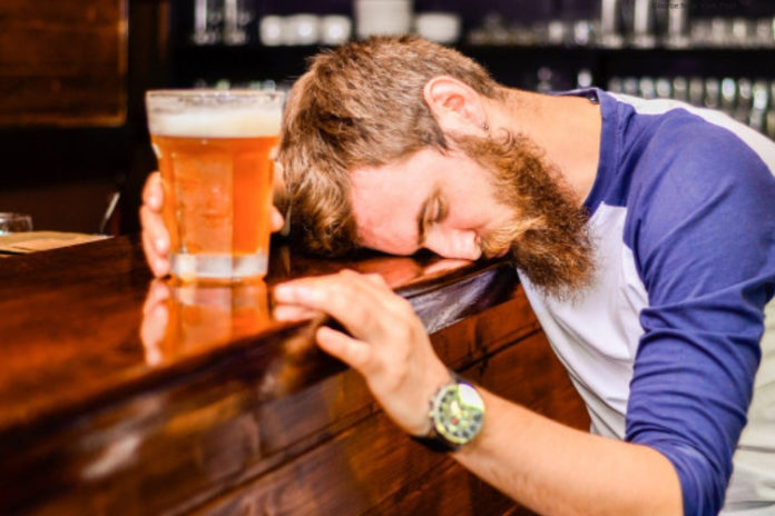 Some people may lack a 'brake' in their brains that stops them drinking too much