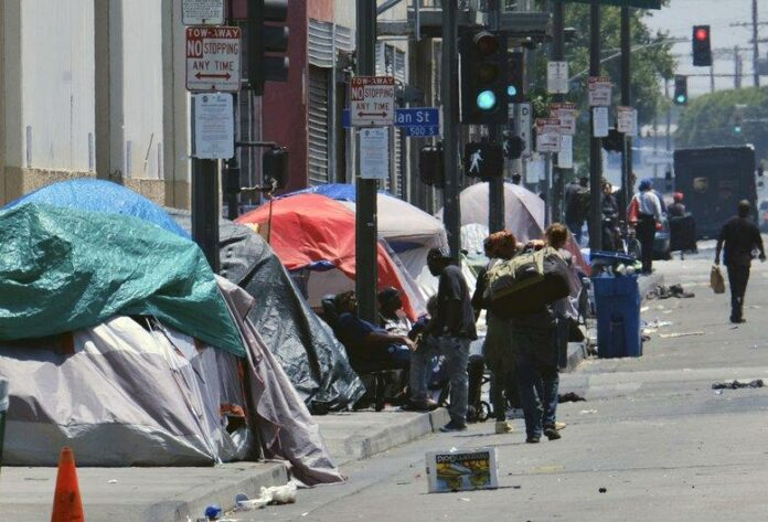 homelessness and drugs