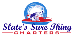 Slate's Sure Thing Charters Logo