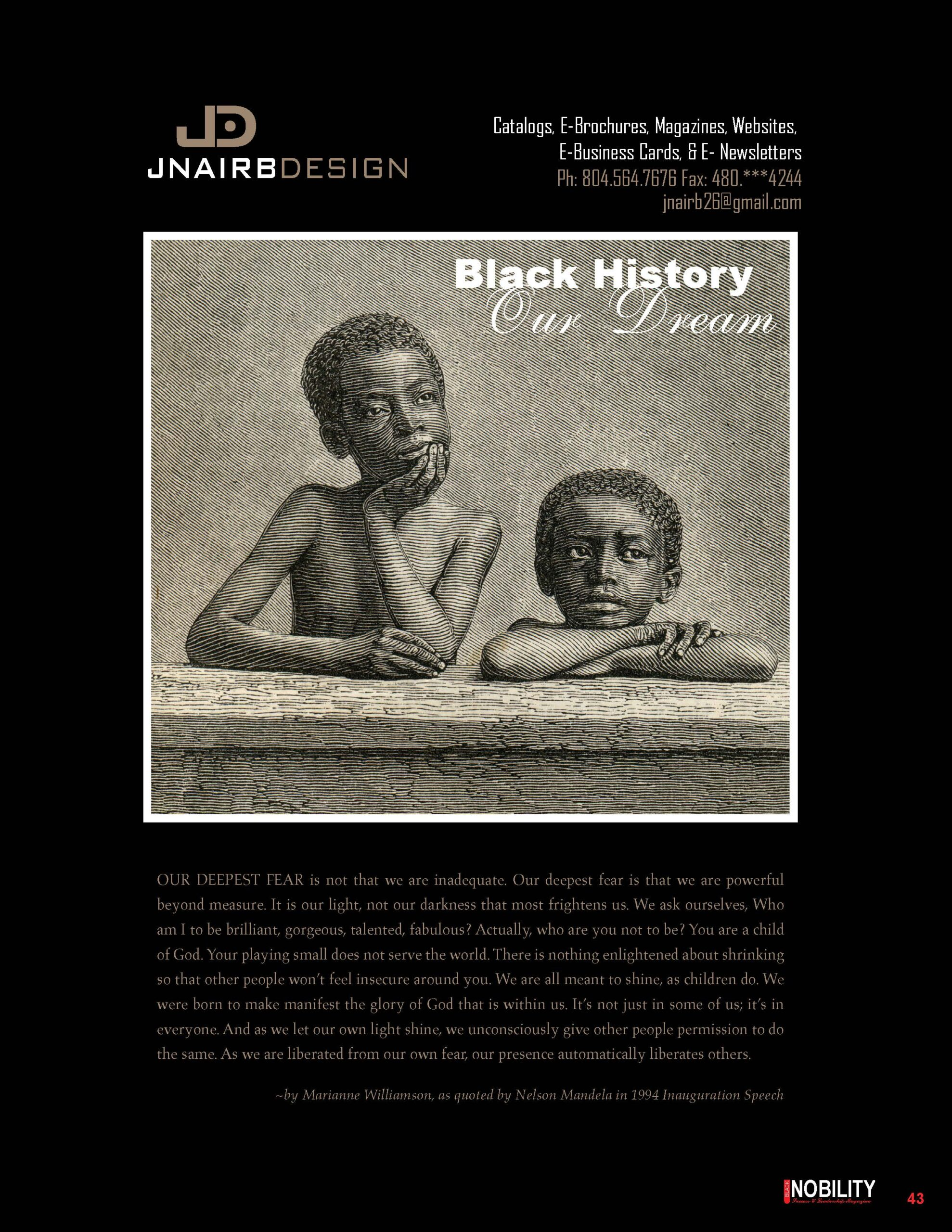 BlackHistory - Our Dream