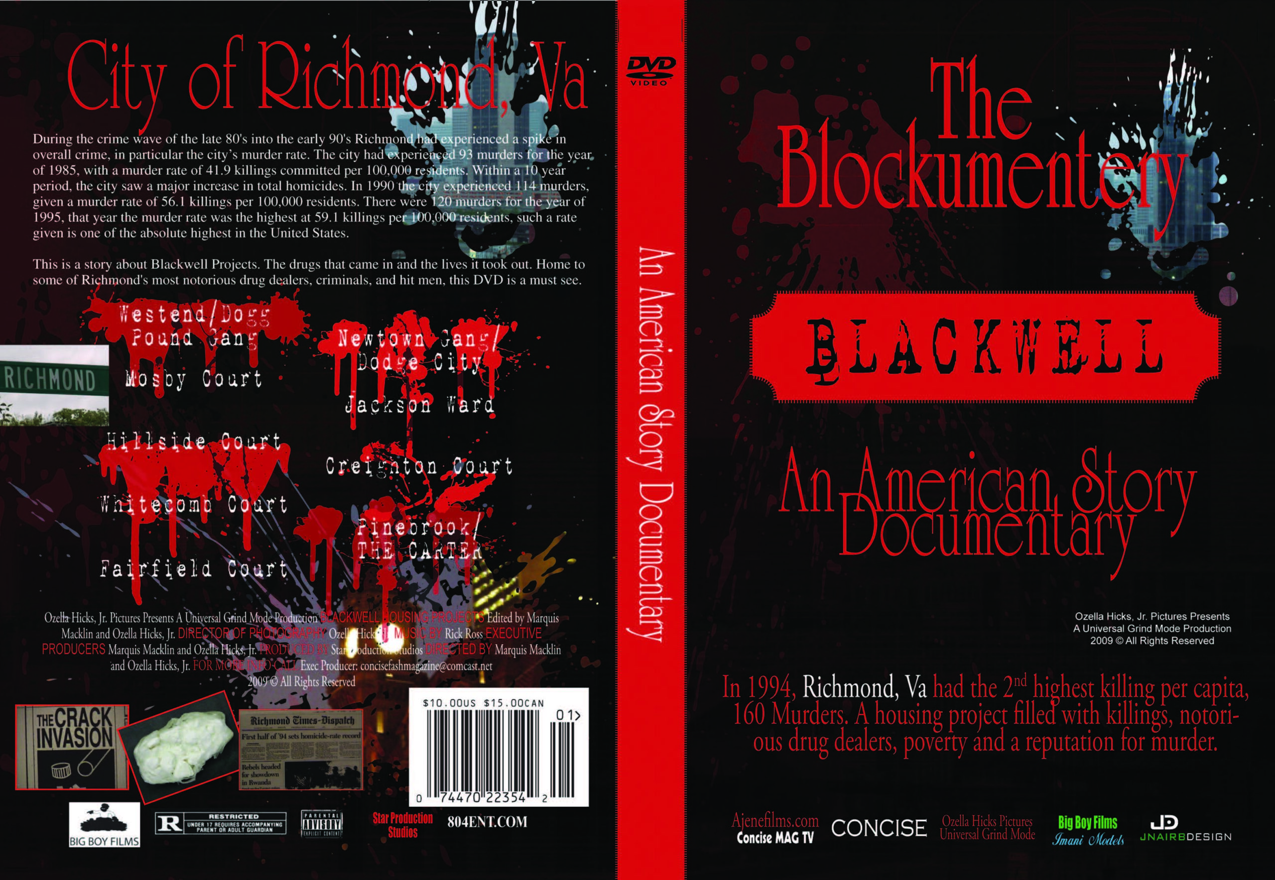 Blackwell - An American Story Documentary