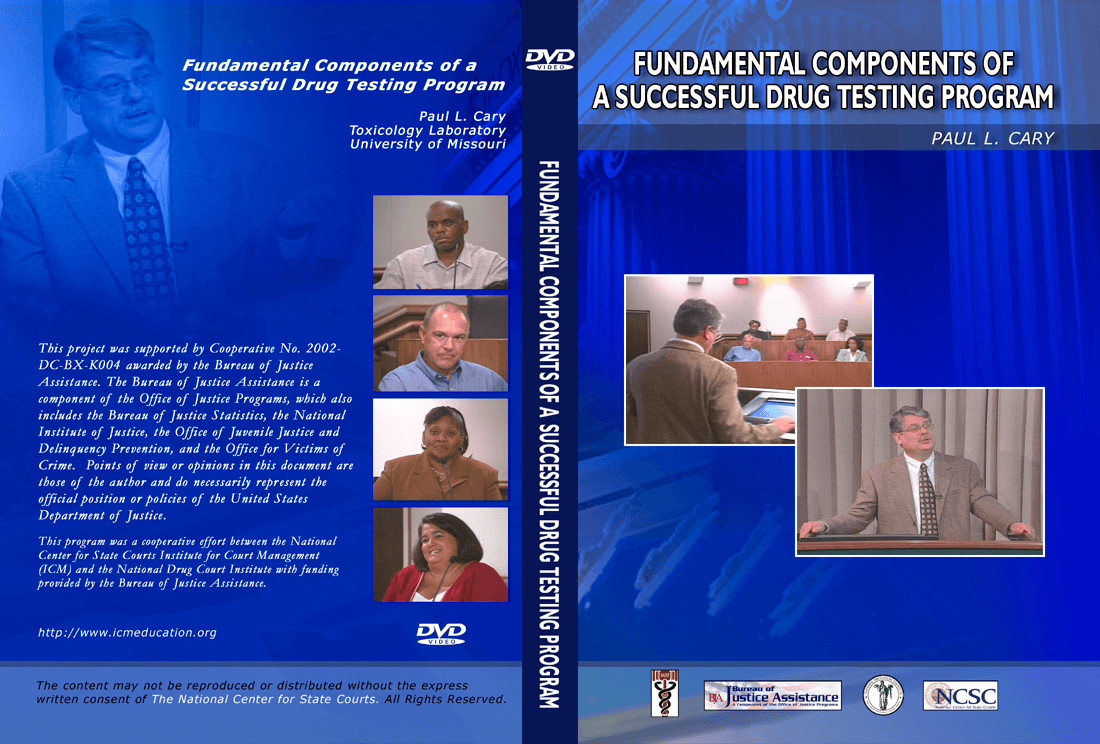 Fundamentals Components Of A Successful Drug Testing Program