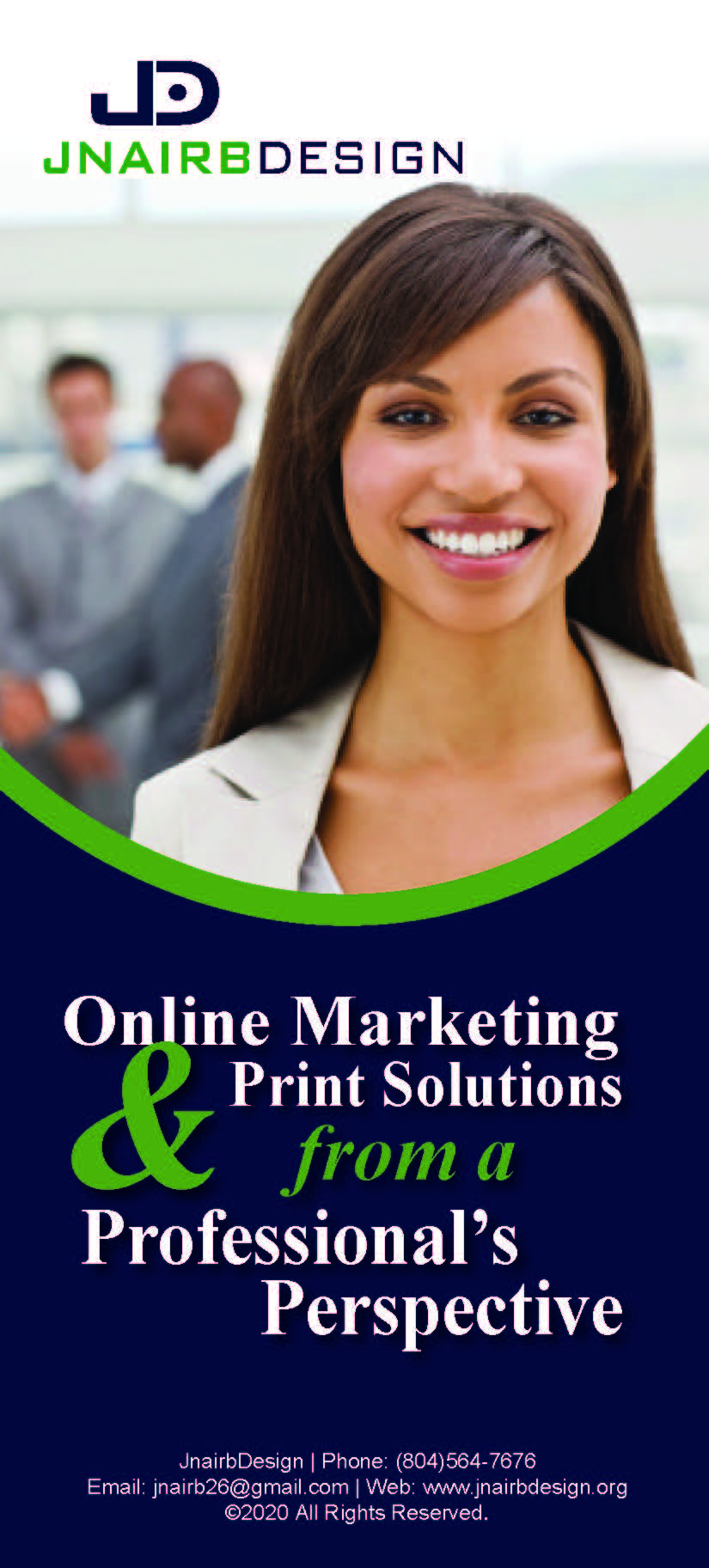 Online Marketing & Print Solutions from a Professional's Perspective