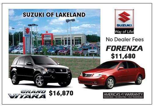 Suzuki of Lakeland
