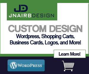 Custom Design, wordpress, shopping carts, business cards, logos and more.
