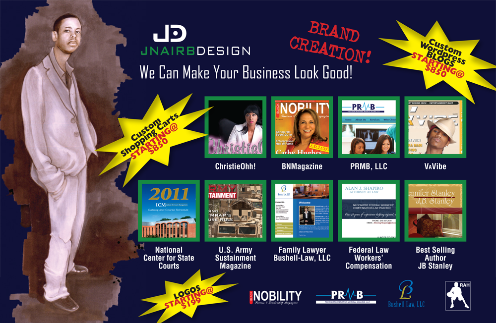 Brand Creation - We Can Make Your Business Look Good!