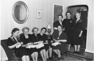 Sewing Circle England 1946