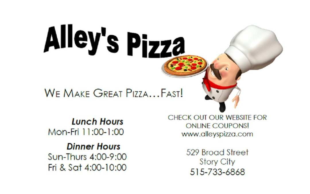 Alley's Pizza