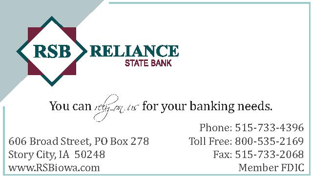 Reliance State Bank