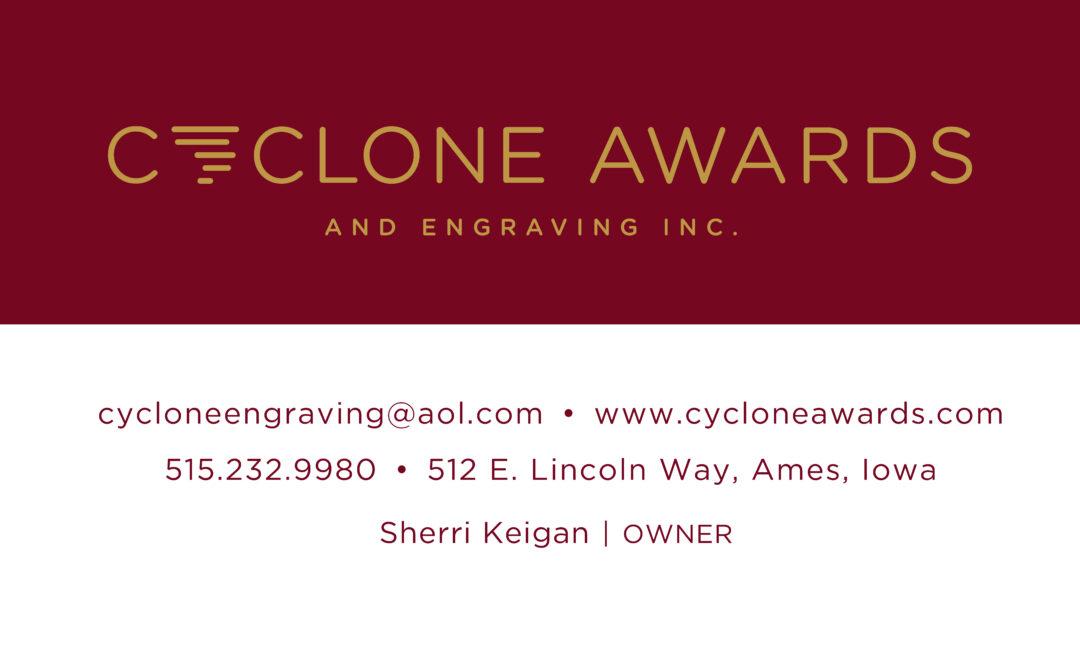 Cyclone Awards and Engraving
