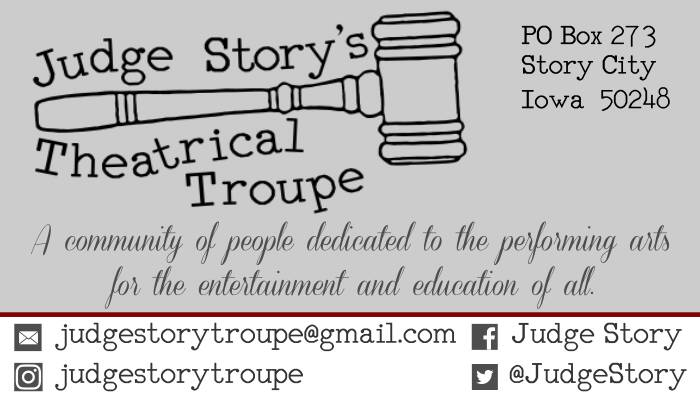 Judge Story's Theatrical Troupe