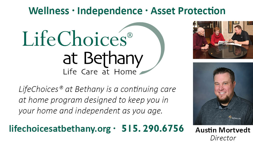 Life Choices at Bethany
