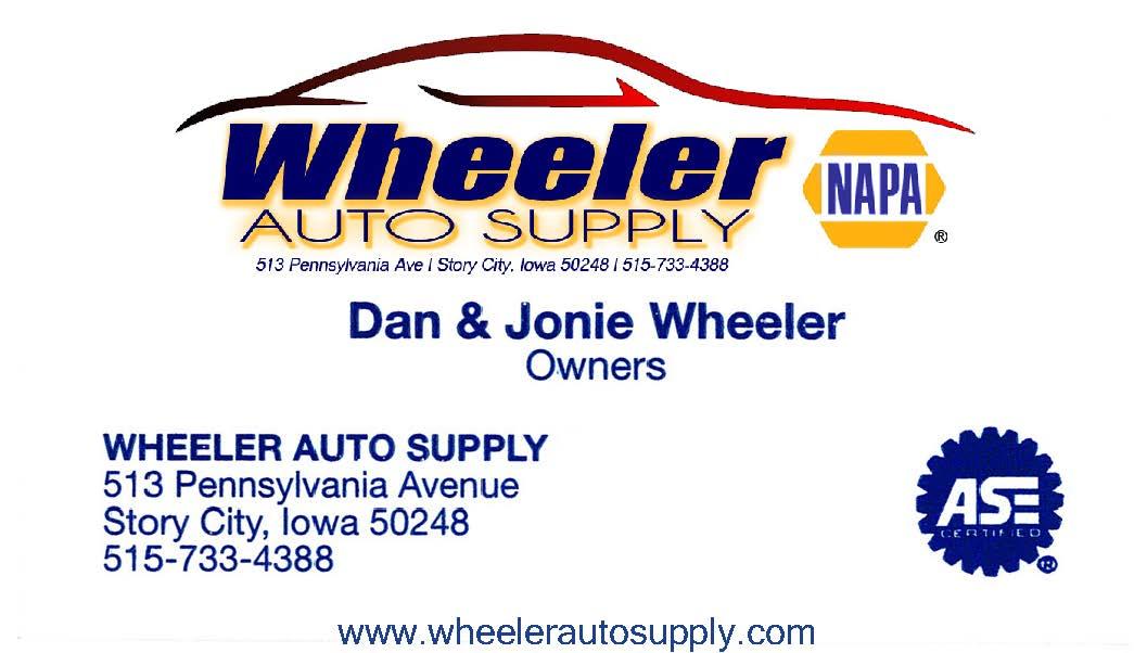 Wheeler Auto Supply