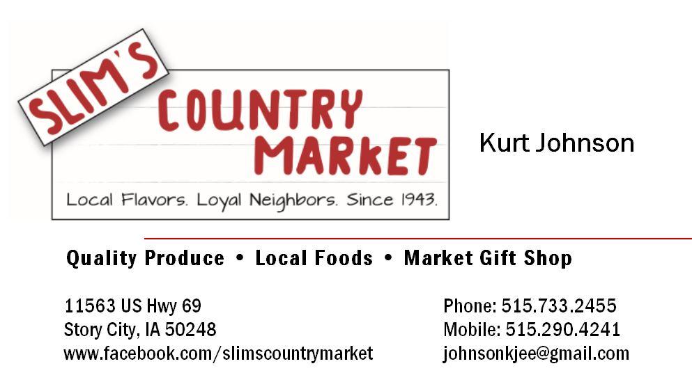 Slim's Country Market