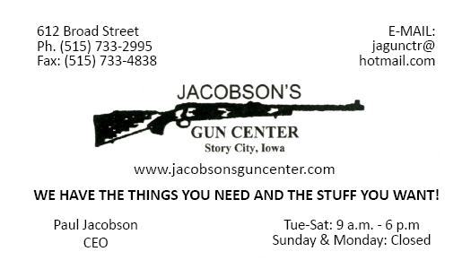 Jacobson's Gun Center