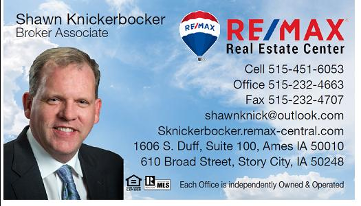RE/MAX Shawn Knickerbocker