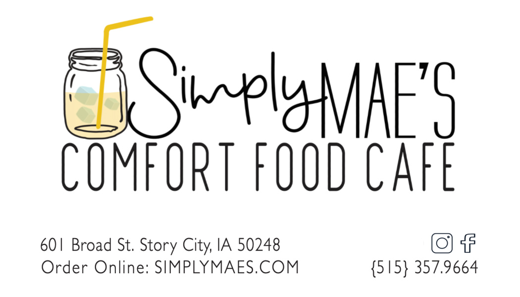 Simply Mae's Comfort Food Cafe