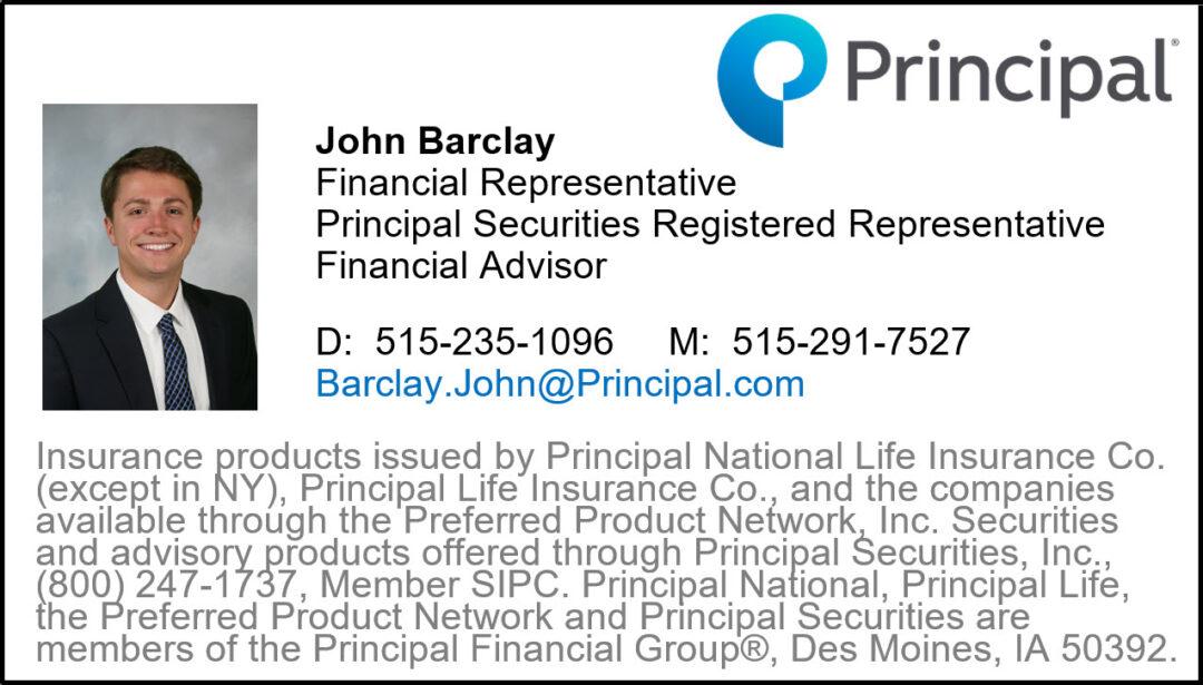 Principal Financial Network of Central Iowa