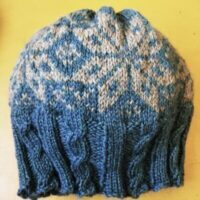 Bad Hair day hat – part 2