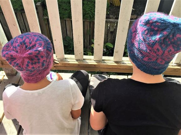 Bad Hair Day Hat – Part 3