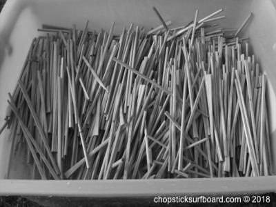 Collecting Chopsticks