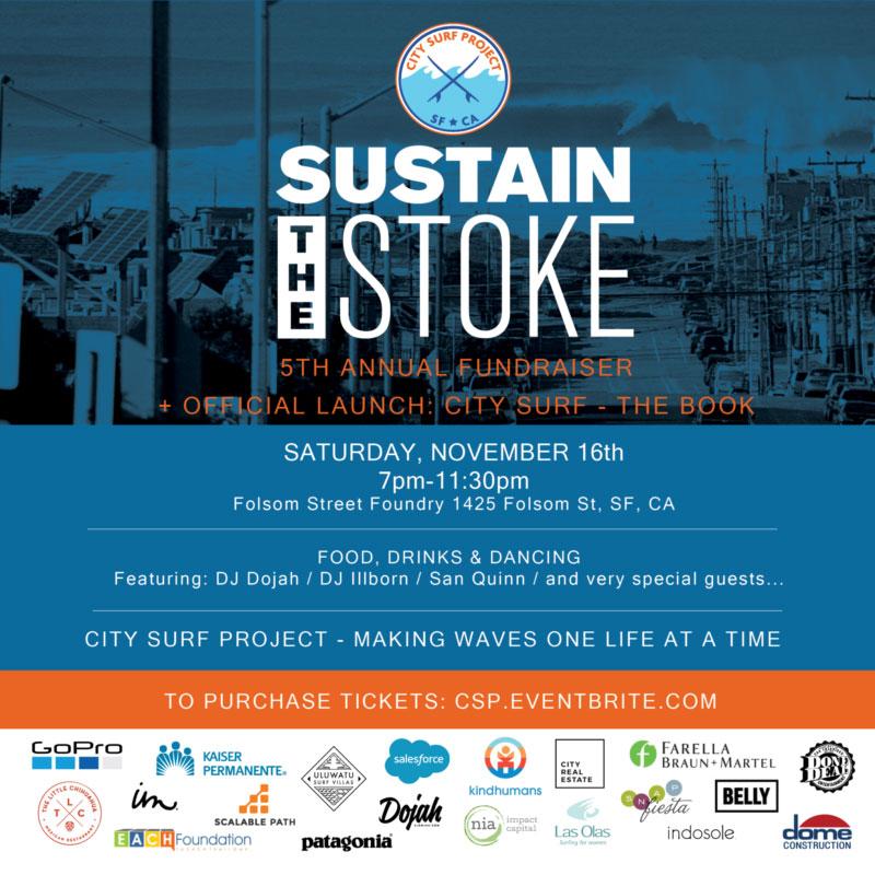Sustain the Stoke