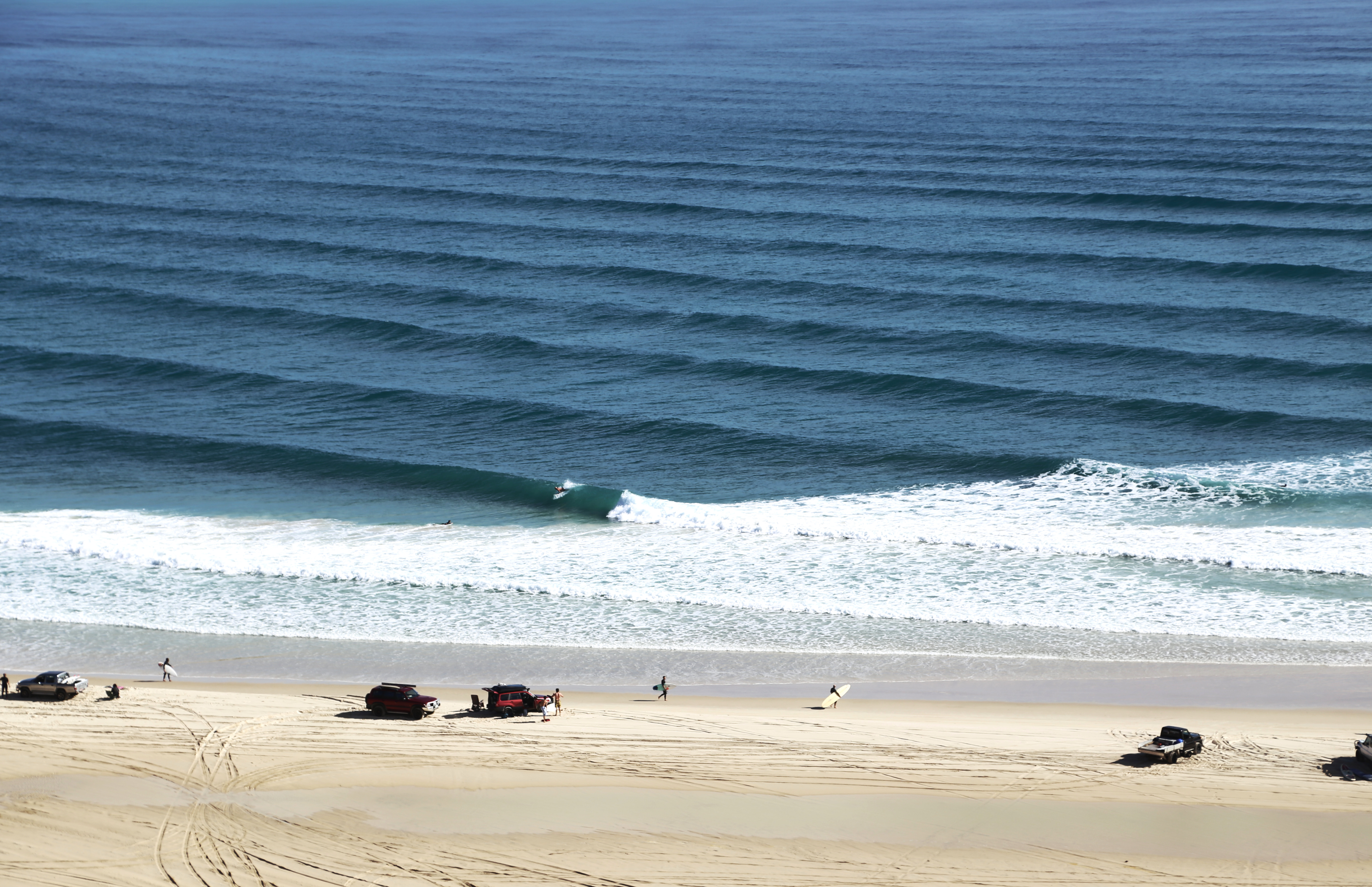 the wave provocateur surf waves double island point