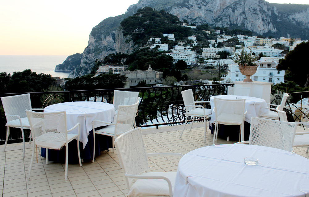 capri breakfast hotel la scalinatella italy boutique amalfi coast