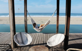 bree warren mexico hotel escondido hammock surf beach