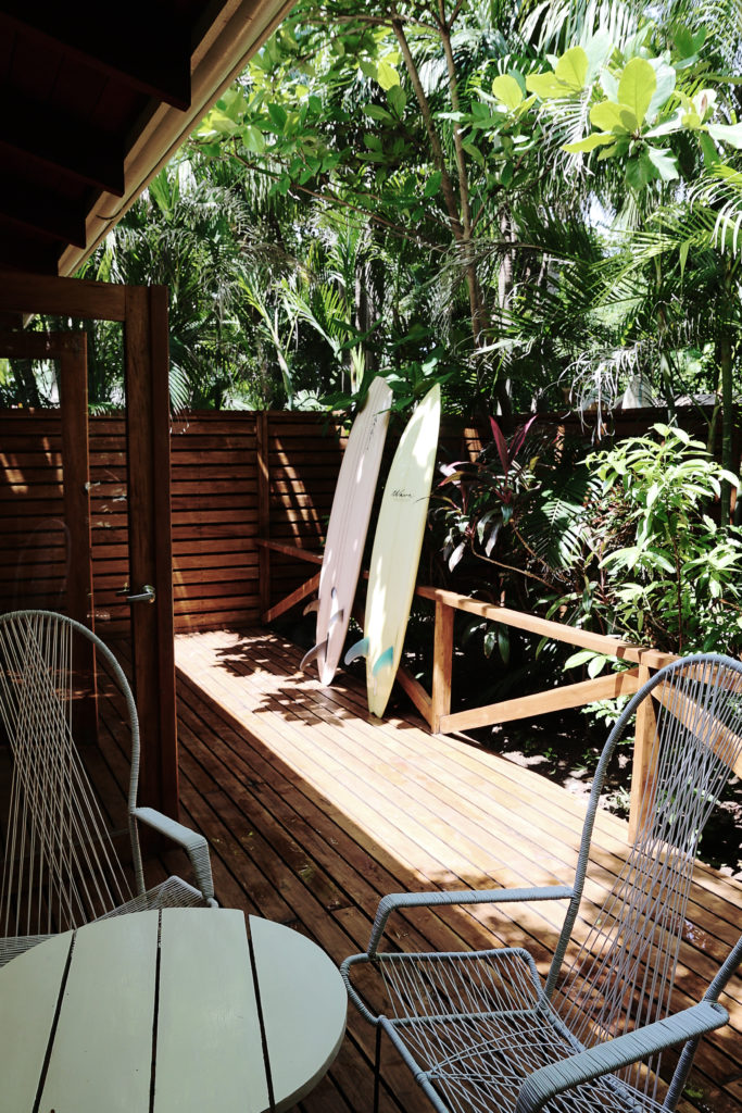harmony hotel room garden surf travel bloggers wave provocateur