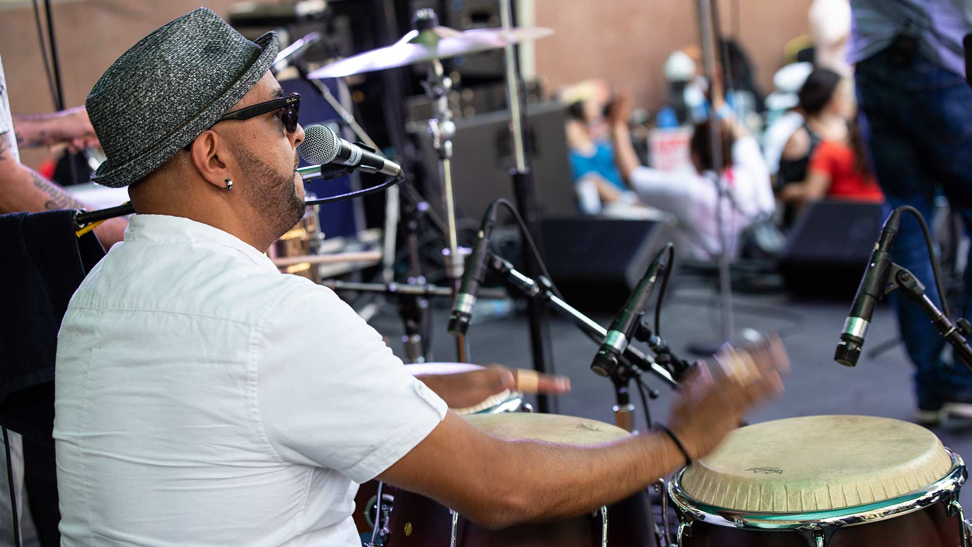 Omar percussion