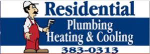 Residential Plumbing Heating Cooling
