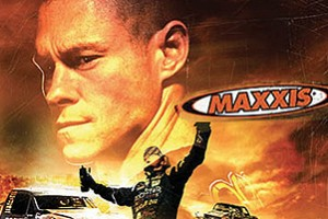 maxxis tires from blue c advertising