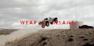 BJ Baldwin for Red Kap offroad racing SCORE Baja 1000 campaign